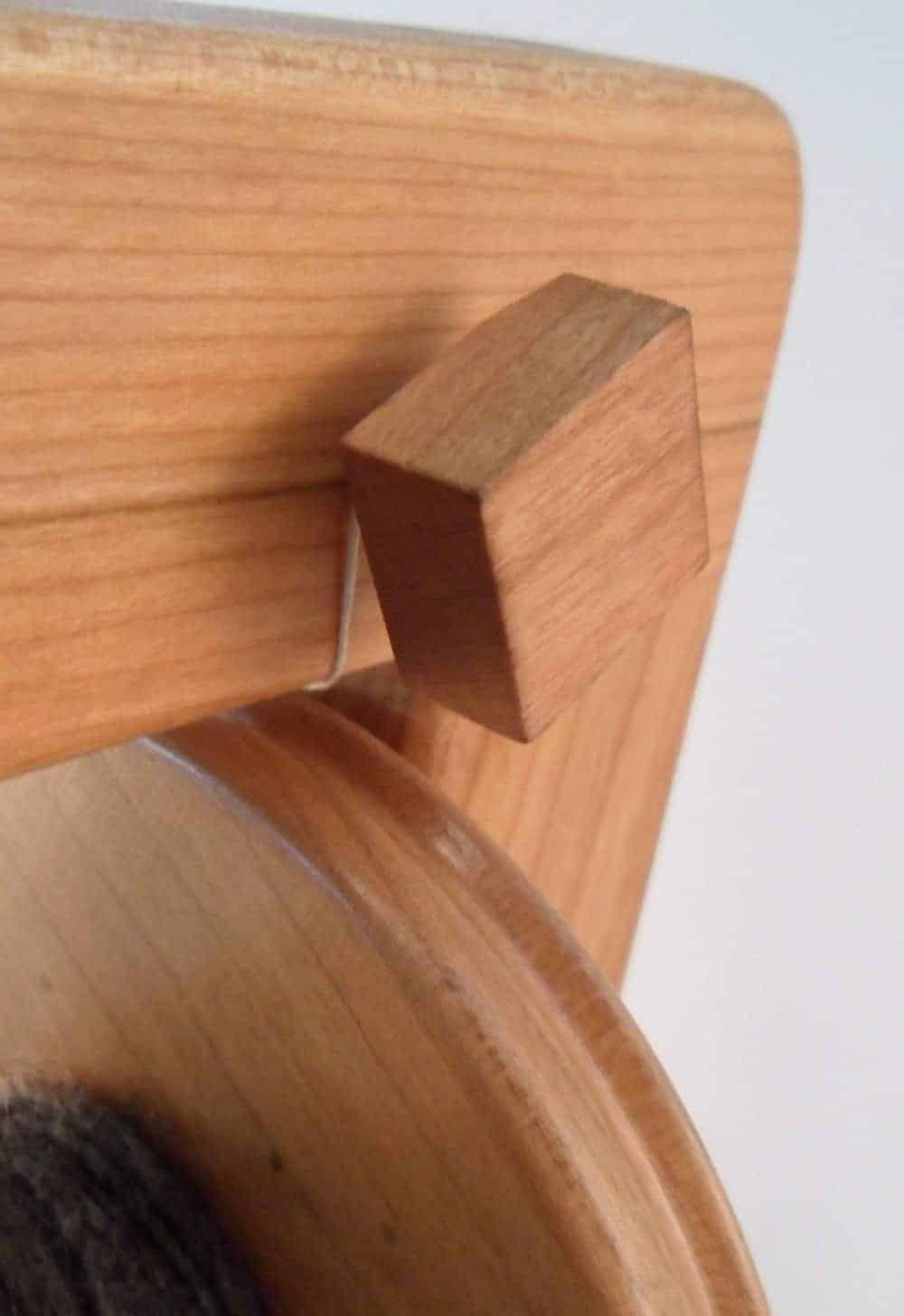 Tension knob